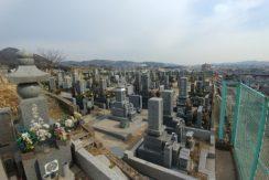 福山市 東深津町鳥越共用墓地の画像1