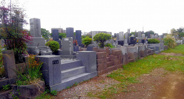 都立 八柱霊園の画像トップ