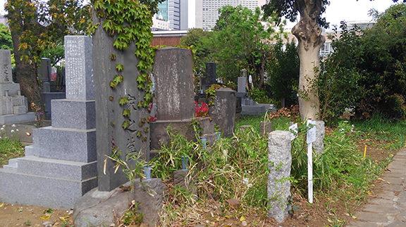コラム無縁墓の画像1