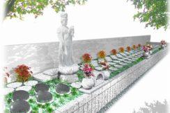 葵北沼上樹木葬墓地の画像1