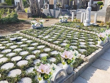府中樹木葬墓地の画像2