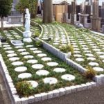 越谷樹木葬墓地の画像1