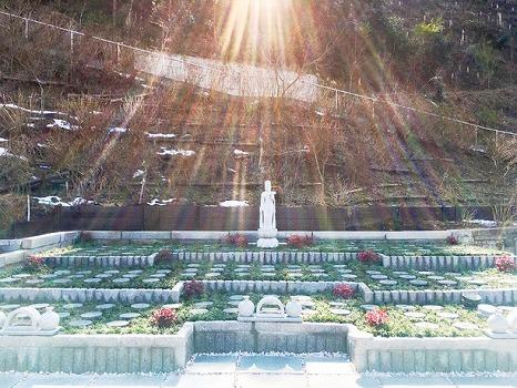 武蔵高尾樹木葬墓地の画像1