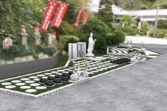 清水興津樹木葬墓地の画像1