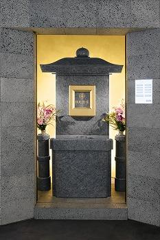 仙行寺 沙羅浄苑・池袋大仏永代供養墓特別参拝室