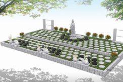 つくば小貝川樹木葬墓地の画像1