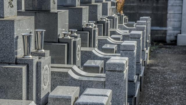 お墓の建て方の画像6