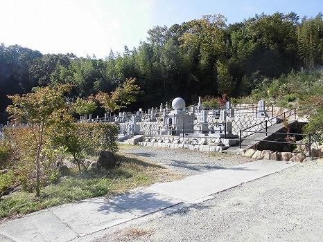 長楽寺霊園_2