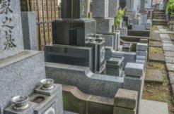 お墓の外柵について解説!費用やリフォームの方法は?
