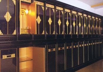 仏壇式納骨堂のイメージ1