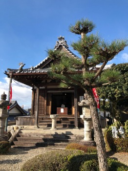 大覚寺金華墓苑の画像1