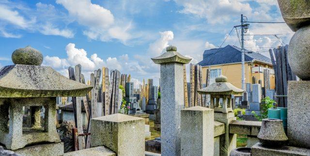 墓石のイメージ1