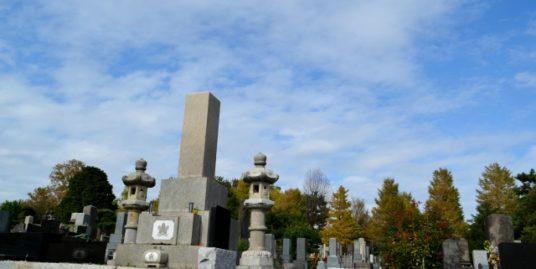 豪華なお墓のイメージ1