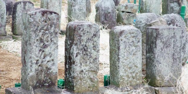 寄せ墓のイメージ1
