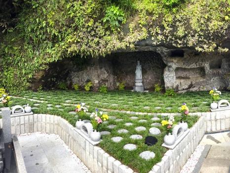 鎌倉樹木葬墓地・安穏廟の画像1