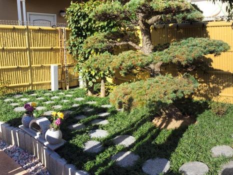 戸川つつじの郷樹木葬墓地の画像1