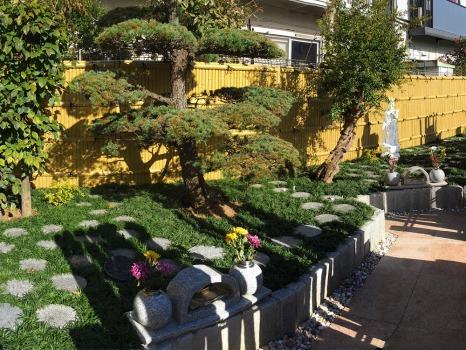 江戸川つつじの郷樹木葬墓地の画像