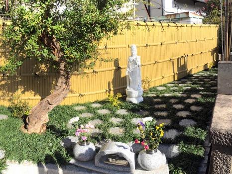 戸川つつじの郷樹木葬墓地の画像3