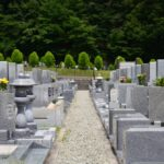 墓地の区画のイメージ1