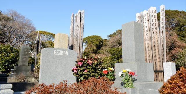 お墓のイメージ1