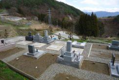 向台墓苑の画像1