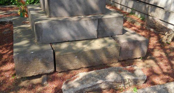墓石の修理のイメージ1