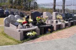 お墓のデザインには何がある?和型・洋型・デザイン墓石