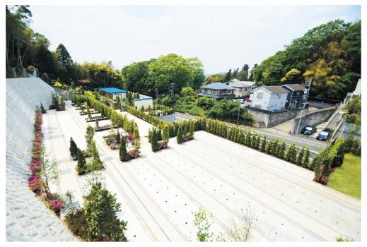 メモリアルガーデン藤沢第2霊園の画像1