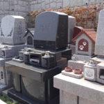 墓石の彫刻イメージ1