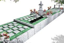 豊橋駅前樹木葬墓地の画像1