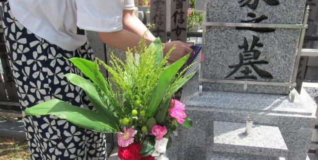 お墓の意味のイメージ1