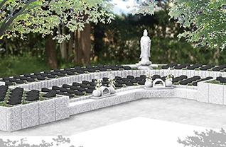横浜都筑樹木葬墓地の画像1