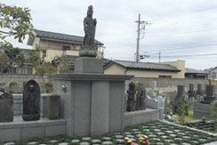 妙典樹木葬墓地 松韻苑の画像1