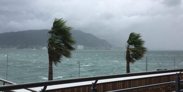 台風のイメージ1