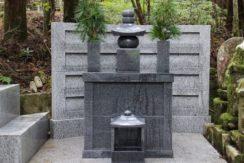 高野山 奥の院 永代供養墓「禅定への道」の画像1