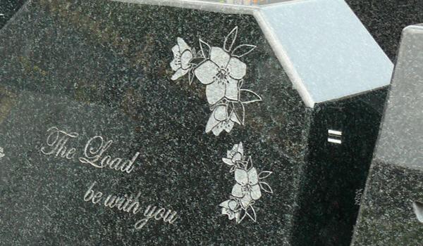 花の彫刻イメージ11