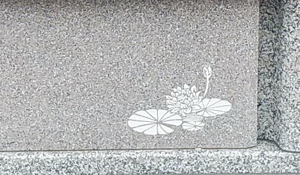花の彫刻イメージ3