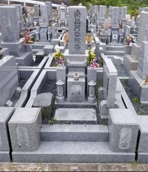 墓じまい見積もり例1の画像