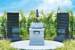 和モダン庭園墓 小平 寳縁の庭1