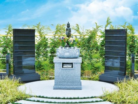 和モダン庭園墓 小平 寳縁の庭の画像