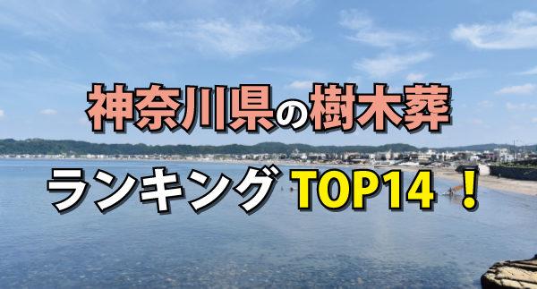 神奈川県の樹木葬人気ランキング