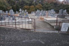 香芝市 別所共同墓地の画像1