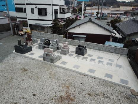 畑田共同墓地_0