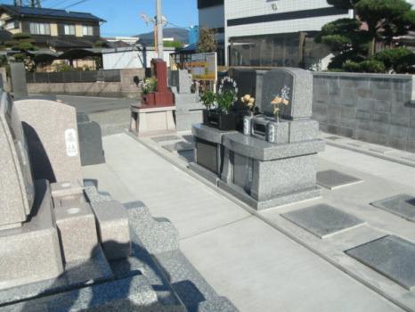 畑田共同墓地_1