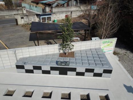韮塚共同墓地 樹木葬_0