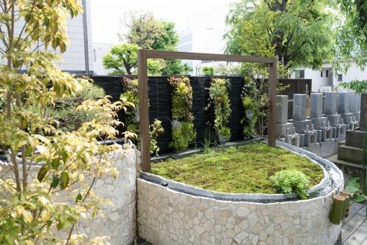 樹木葬「緑波」の画像1