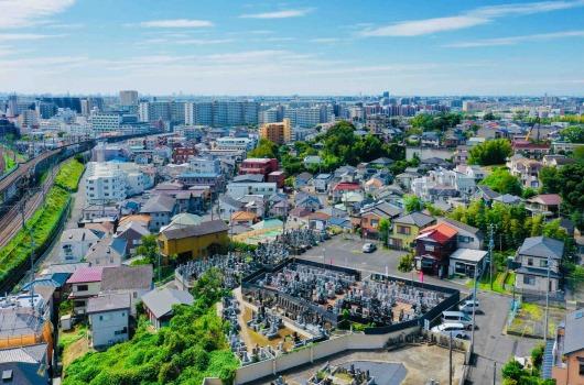 新松戸霊園の画像1