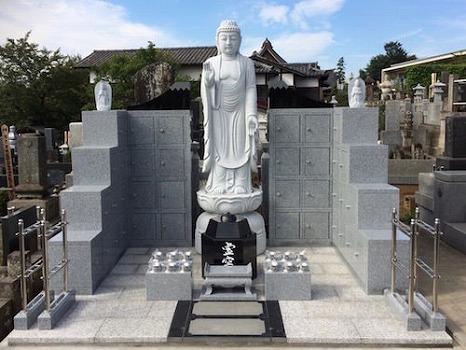 佛法山 東漸寺 のうこつぼ_0