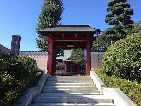 妙経寺 のうこつぼ_6
