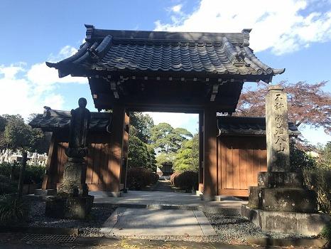 常円寺 のうこつぼ_4